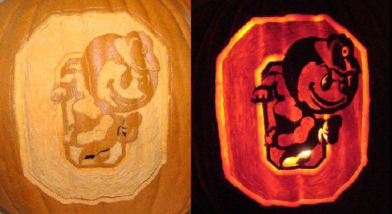 Xtreme carvers pumpkin carving experts