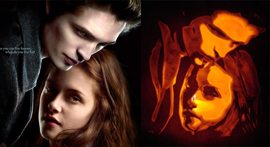 "Edward and Bella from ""Twilight"""
